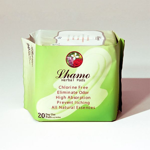 20 ct Lhamo Daytime Herbal Pad