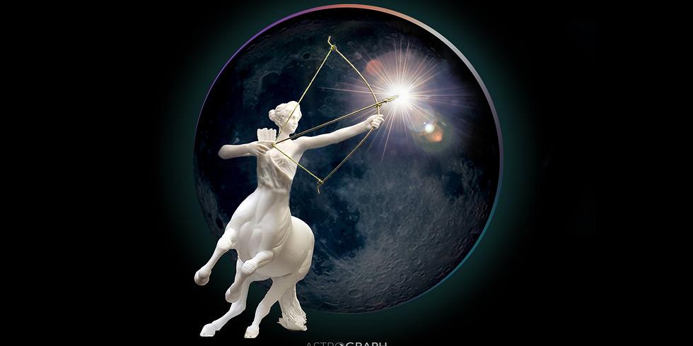 New Moon In Sagittarius