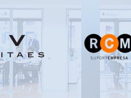 VITAES y RCM firman un acuerdo para potenciar sus servicios de acompañamiento a la dirección
