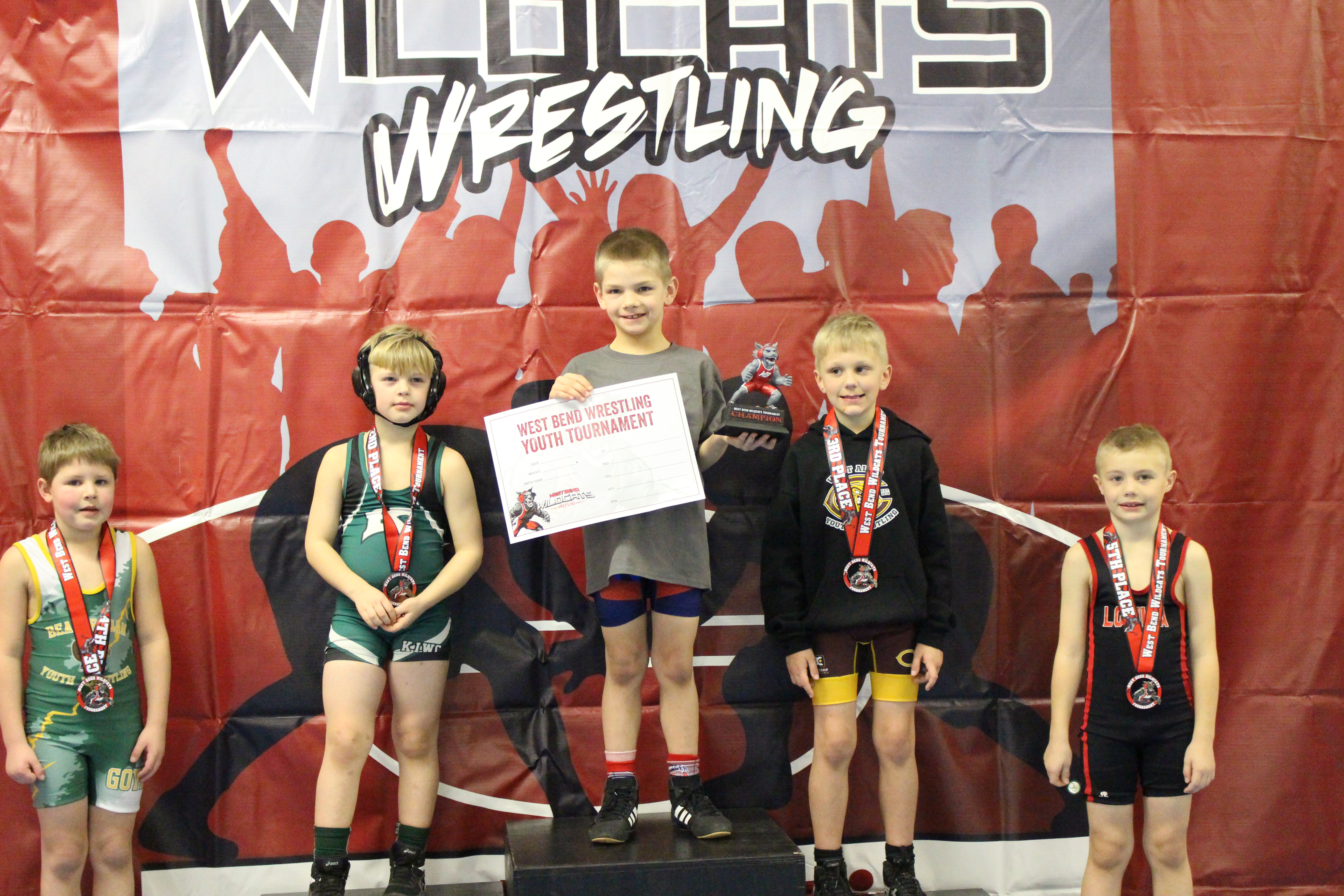 Champ at West Bend