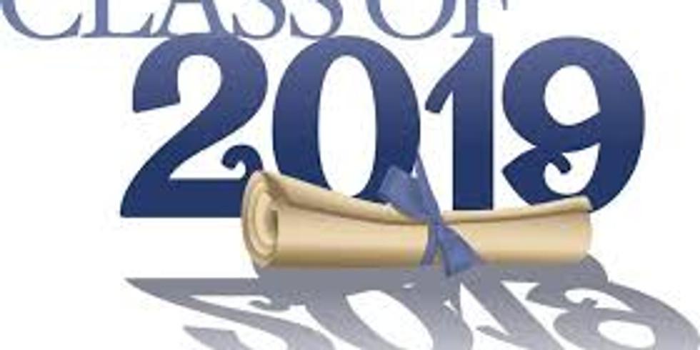 2019 Fall Class Graduation