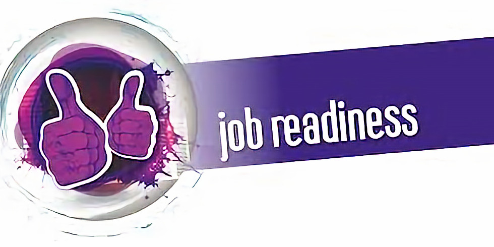 Fall Job Readiness and Life Skills Class