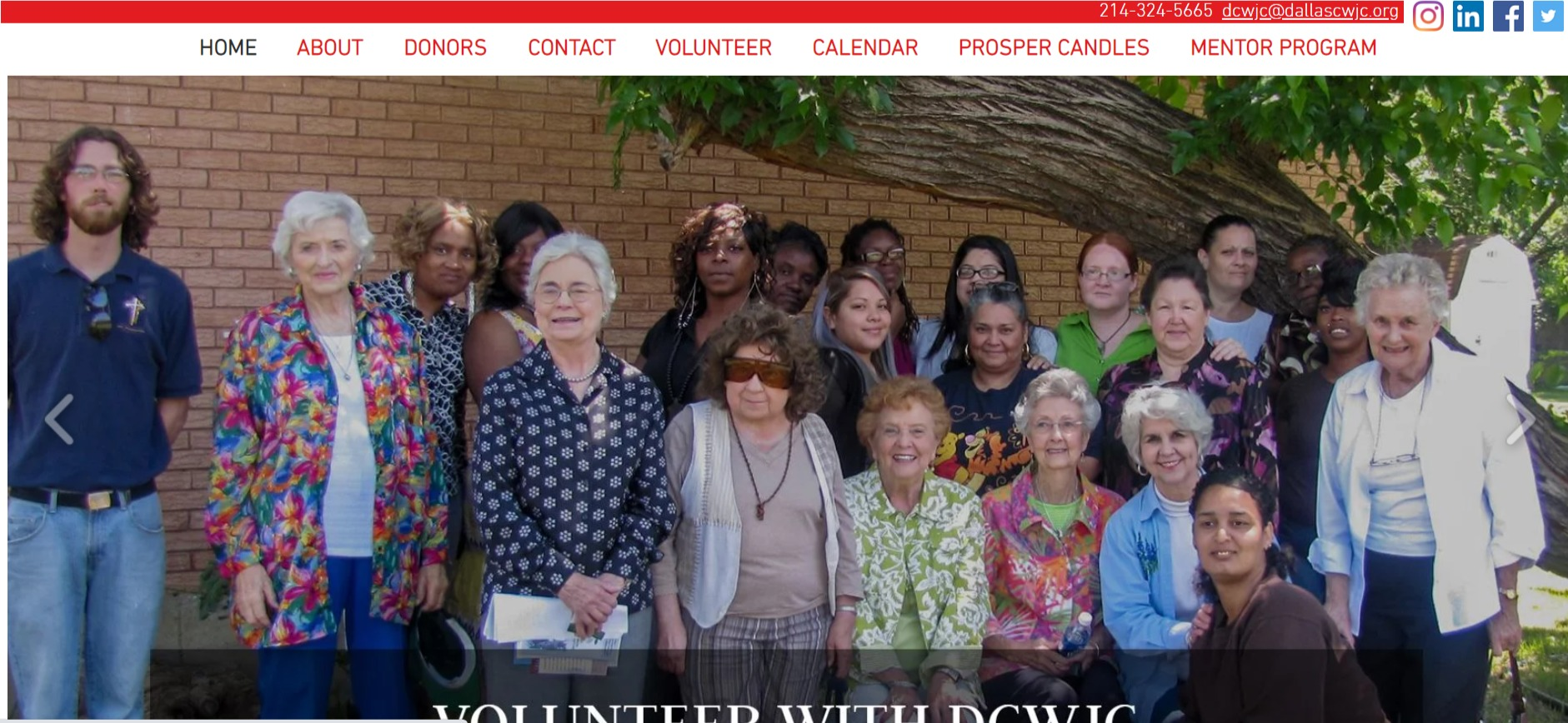 Dallas Christians Women's Job Corp