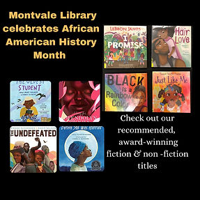 African American History Month at Montva