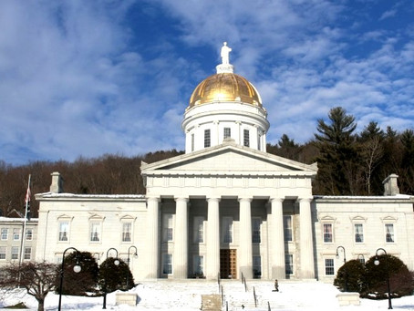 Notes from Seat 26: January 2021 Legislative Update