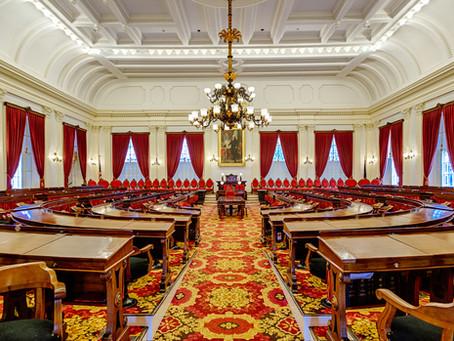 Notes from Seat 26: February 2021 Legislative Update
