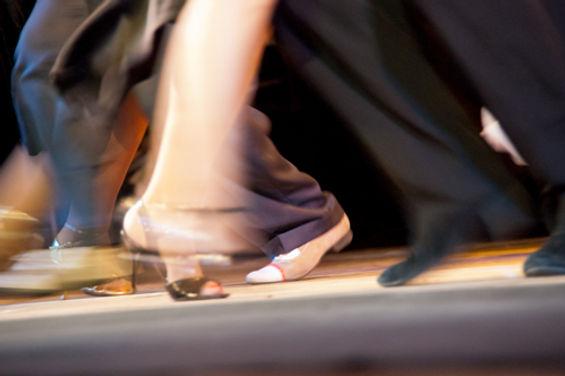 soirée dansante à paris; stage de danse