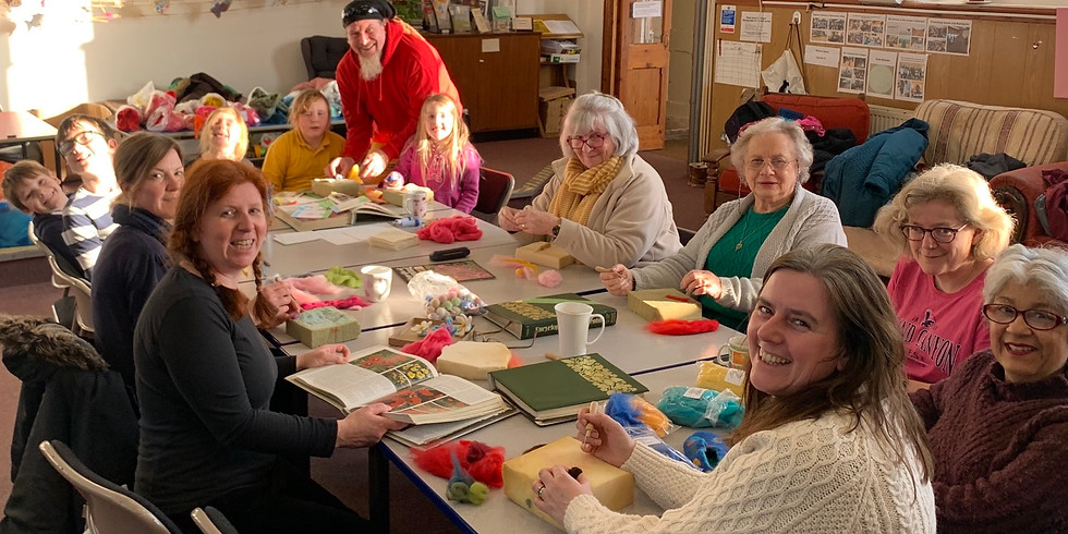 #ChapelArts - Monthly Make: Sculptural forms Mon 4-6pm