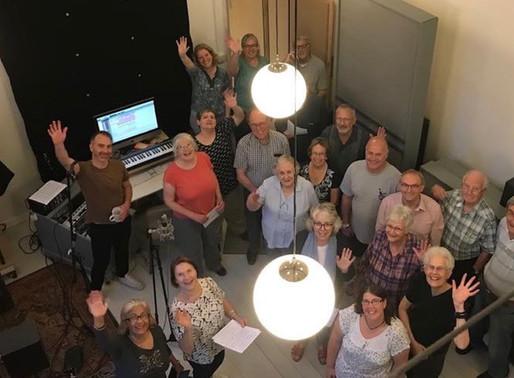 Community Sounds at #ChapelMusic