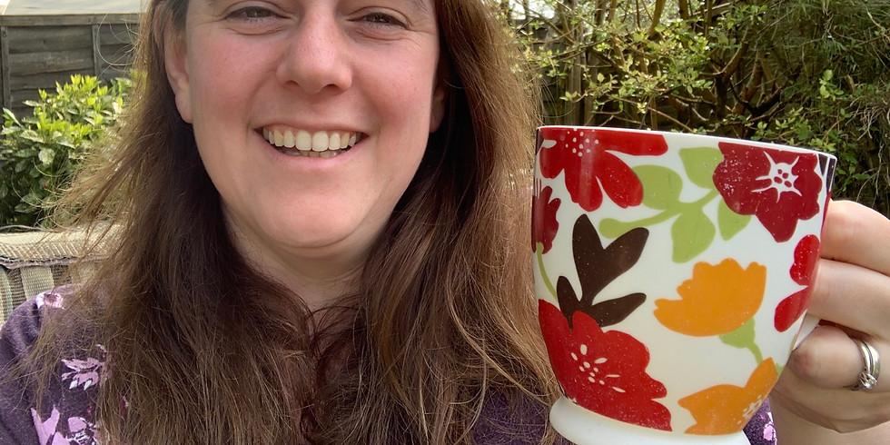 ChapelKids Grownups Coffee Chat Mon 11:30am