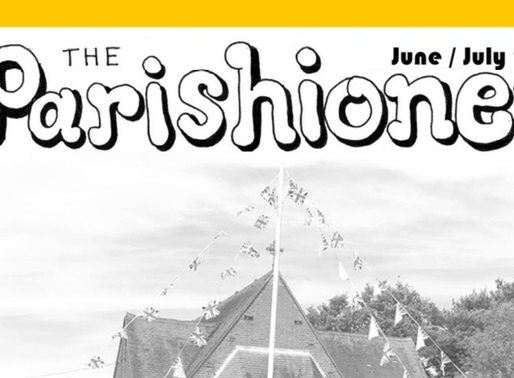 The Parishioner - now available online!