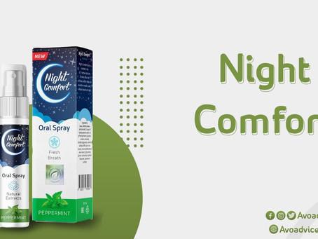 حصريًا لدى أفوكادو | وداعًا للشخير خلال يوم واحد فقط مع Night Comfort