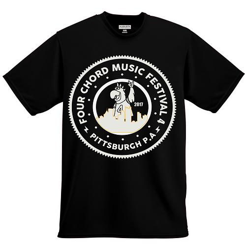 Four Chord Music Fest 4 - Pirate Shirt