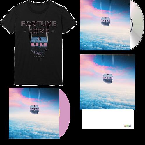Fortune Cove Poster + Shirt + CD + Vinyl