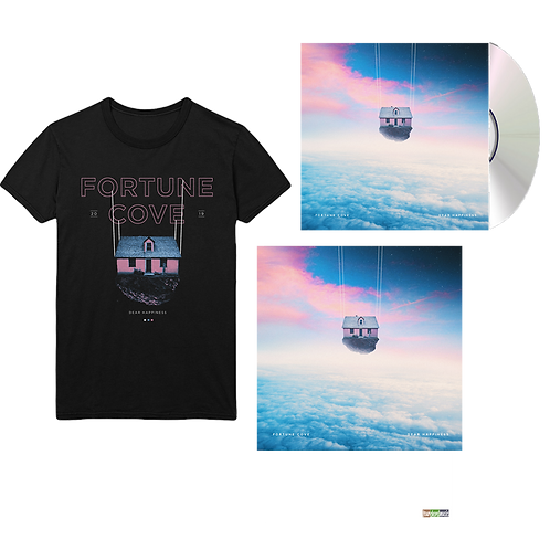 Fortune Cove Shirt + CD + Poster