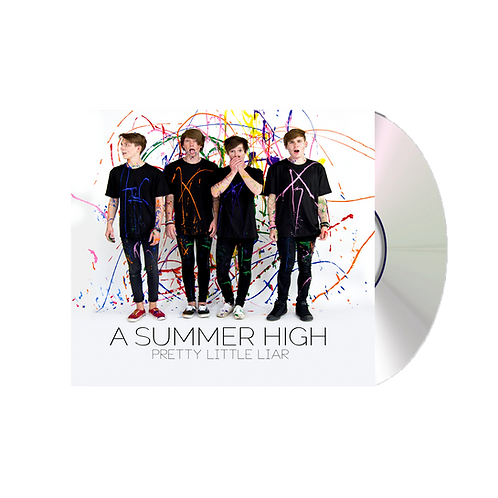 A Summer High: Pretty Little Liar CD