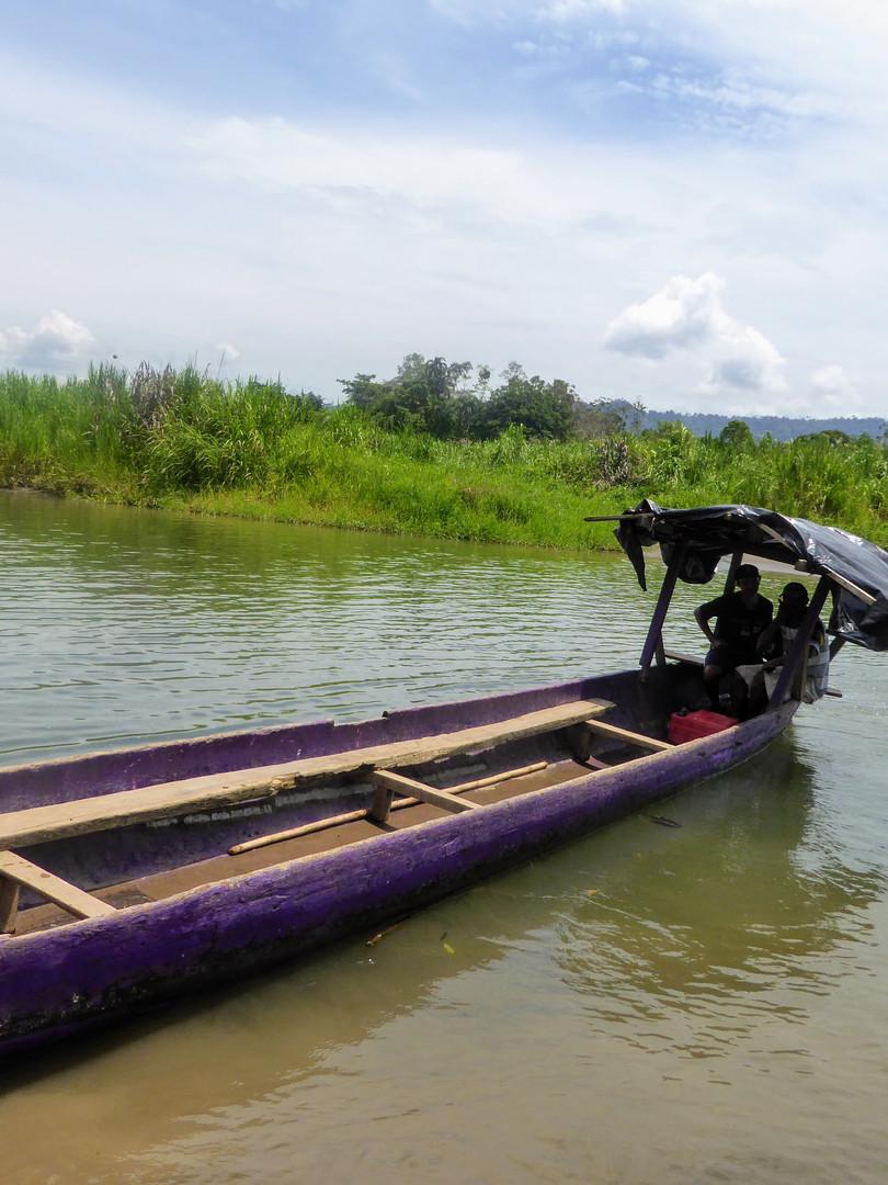 Costa Rica Canoe