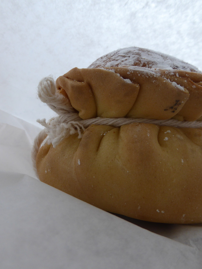 Pastry Pillow