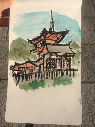 Nio-mon (Kiyomizudera Temple)