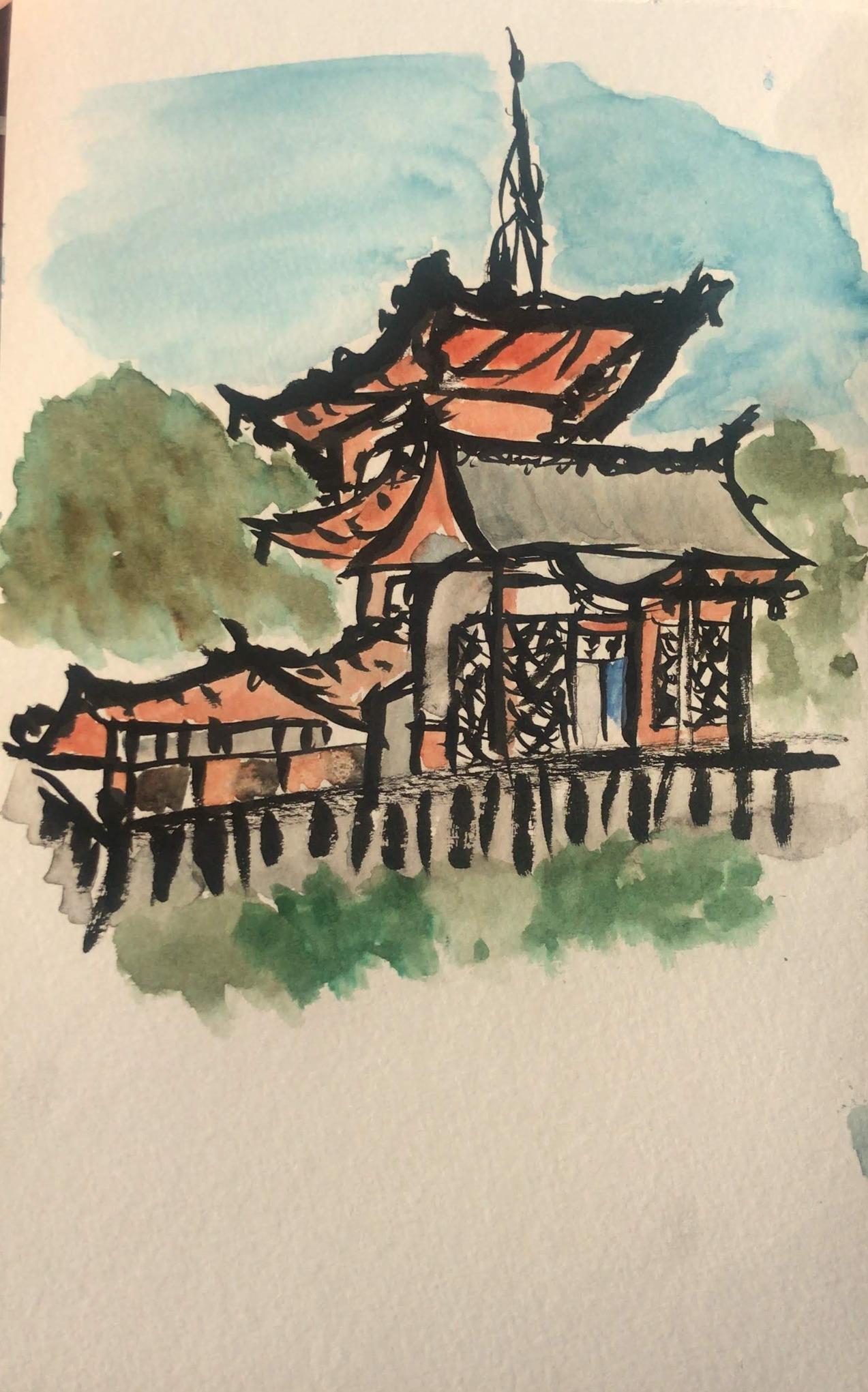 Fox Temple