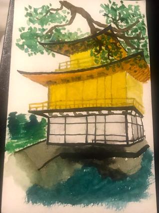 Kinkakuji (The Golden Pavilion)