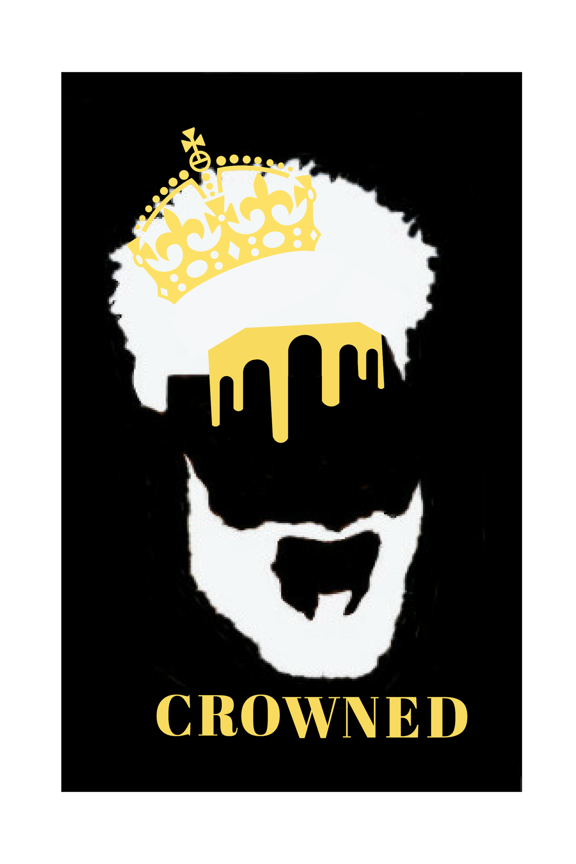 Crowned T-Shirt Design