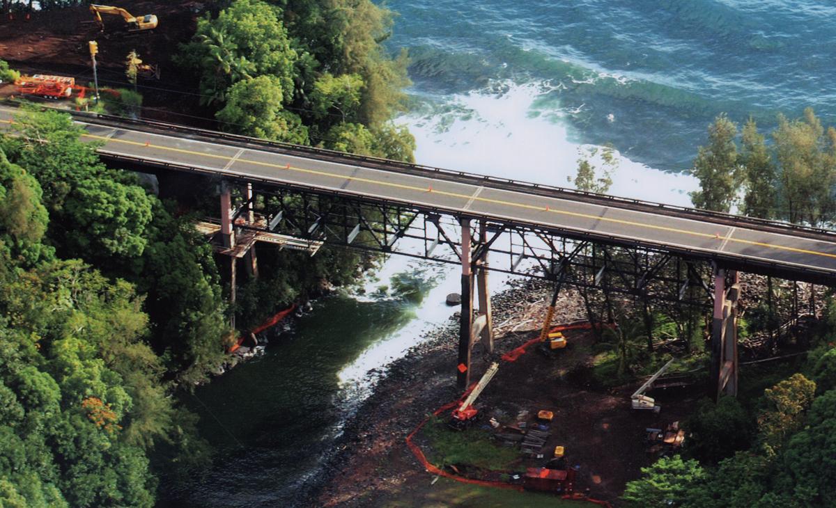 Kolekole Bridge Retrofit