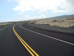Main Street Roadway