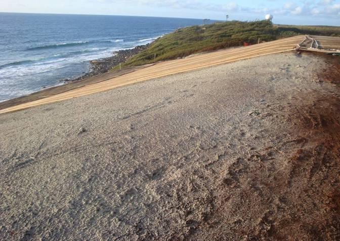 Former Lihue Landfill Restoration