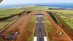 Lanai Airport Runway Safety Area