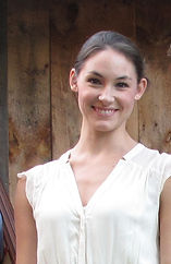 Jen Albee, singer for the Hickory Horned Devils