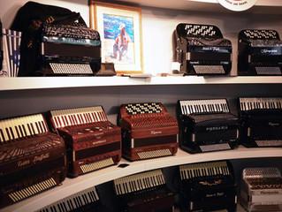 Italian Accordion Exhibition/Introductory Class 意大利手風琴展/體驗課程