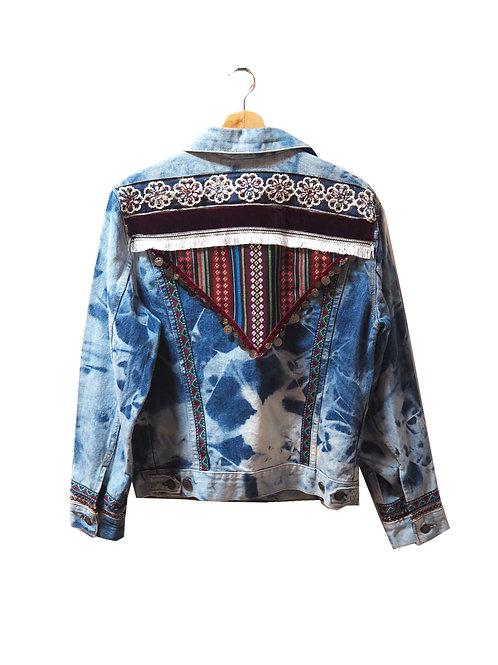 """""""ENYA"""" - Embellished Denim Jacket"""