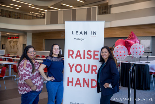 Lean In Michigan Conference 2018_Event P