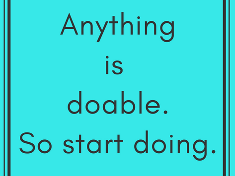 Do Anything.