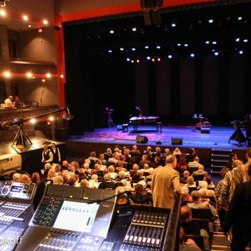 NJPAC Victoria Theater Show