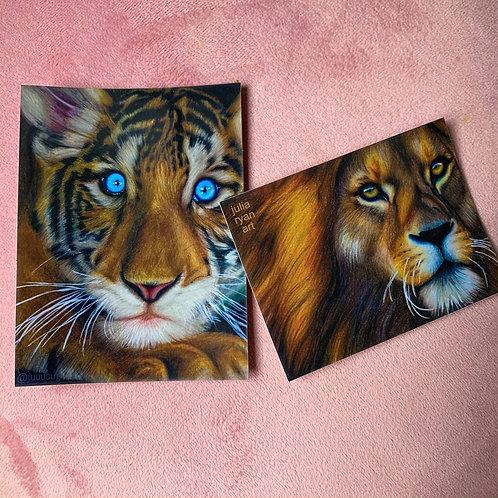 Roar Sticker Pack