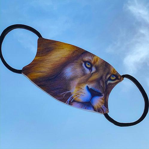 Lion FILTERED Face Mask