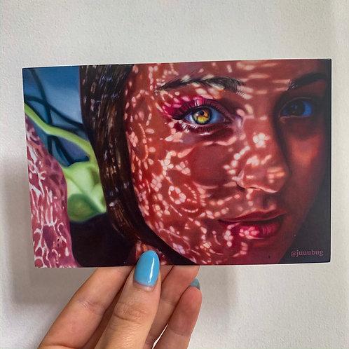 Juliette 4x6 Postcard Print