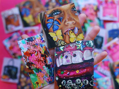 Dreamer Sticker Pack