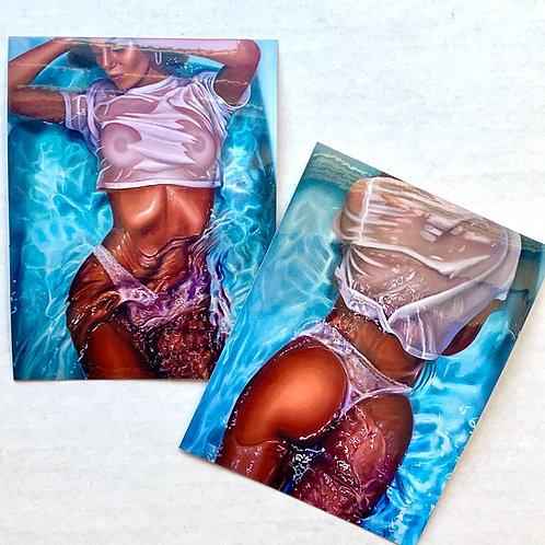 XL Water Sticker Pack