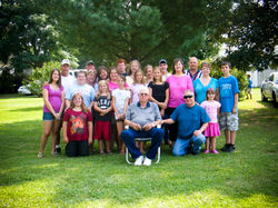 Family Reunion in NC