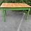 Thumbnail: Upcycled table 💚