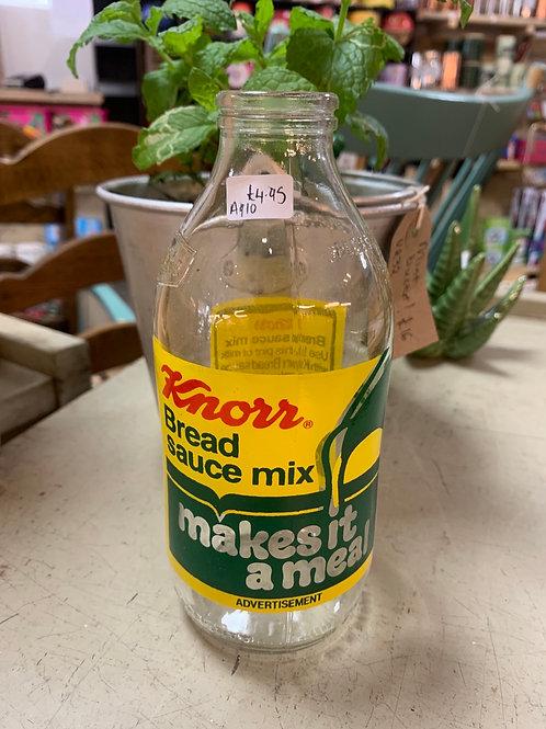 Unigate milk bottle