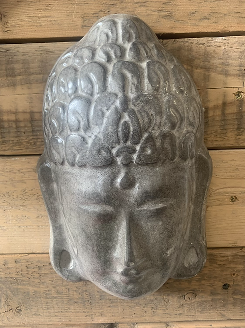 Wall mounting in or outdoor Buddha
