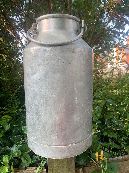 Medium size original milk churn