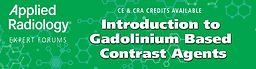 Introduction to Gadolinium Based Contrast Agents