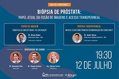Biópsia de próstata: papel atual da fusão de imagens e acesso Transperineal