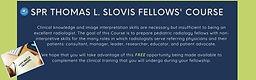 SPR Slovis Fellows' Course - April 2021 Webinar