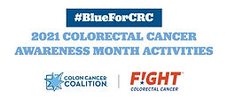 Colorectal Cancer Awareness Month - #BlueForCRC Advocate Training
